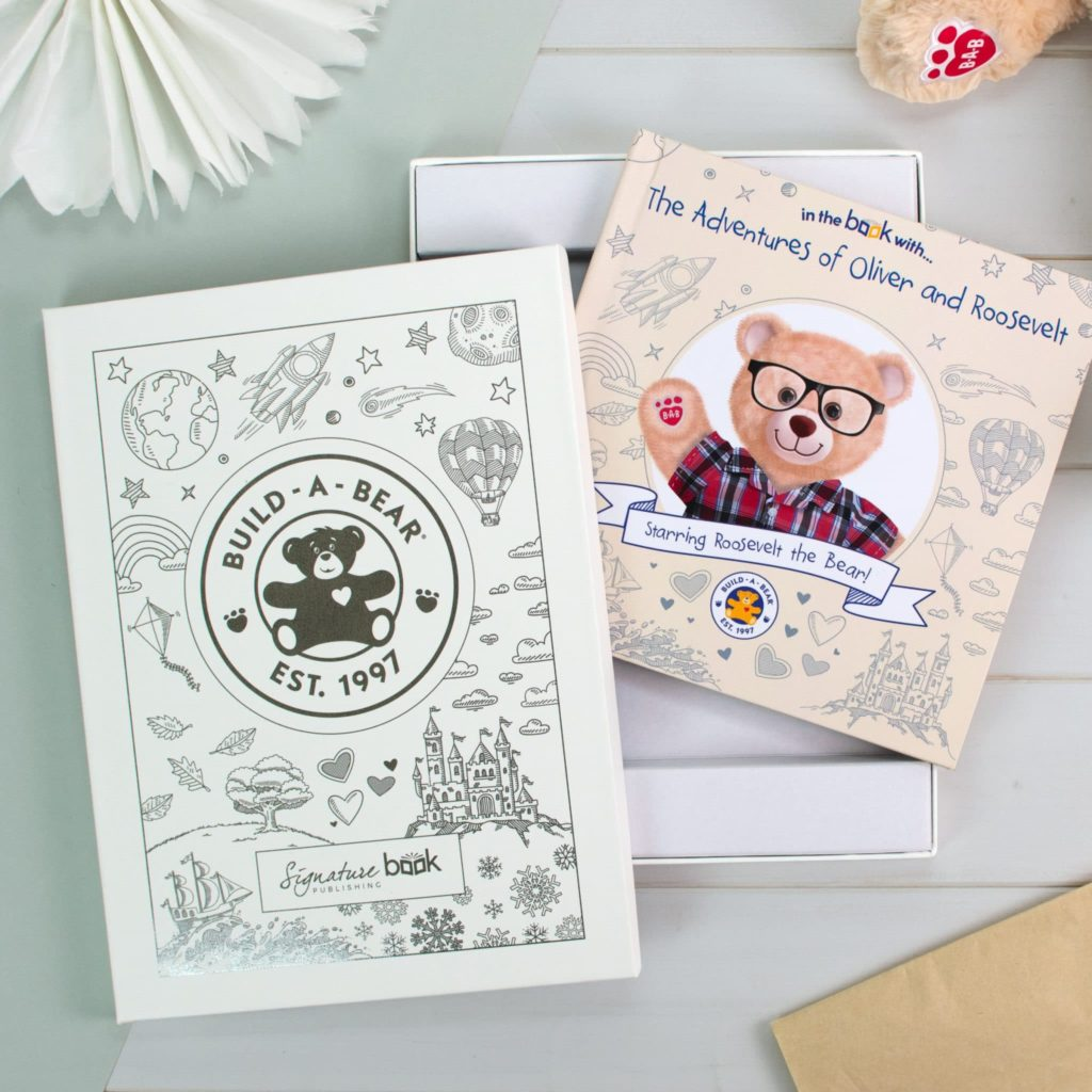 Build a bear Giftbox